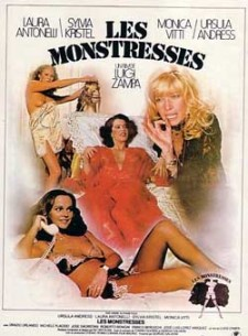 Affiche du film Les Monstresses