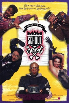 Affiche du film School Daze