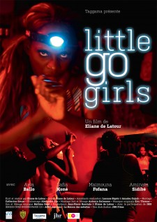 Affiche du film Little Go Girls
