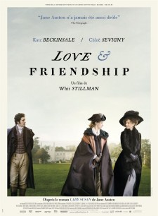 Affiche du film Love & Friendship