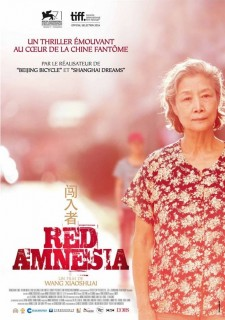 Affiche du film Red Amnesia