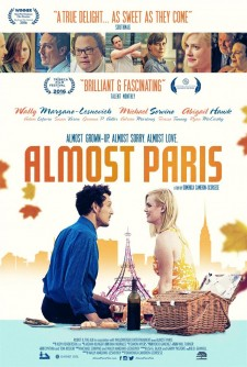 Affiche du film Almost Paris