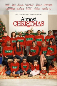 Affiche du film Almost Christmas