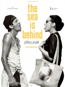 Affiche du film The sea is behind