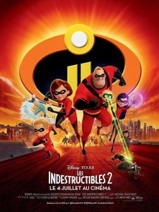 Affiche du film Les Indestructibles 2