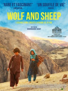Affiche du film Wolf and Sheep