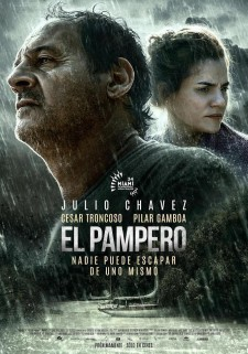 Affiche du film El Pampero