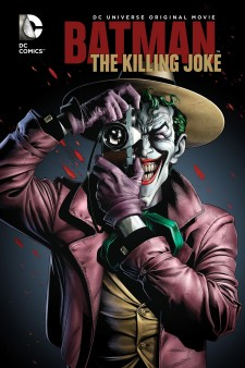 Affiche du film Batman: The Killing Joke