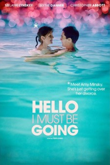 affiche du film Hello I Must Be Going