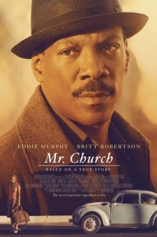 Affiche du film Mr. Church