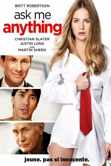 Affiche du film Ask me anything