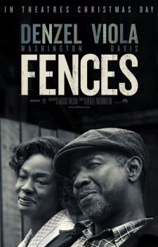 Affiche du film Fences