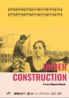 Affiche du film Under Construction