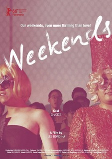 Affiche du film Weekends