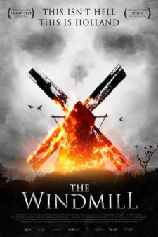 Affiche du film The Windmill Massacre