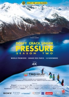 Affiche du film La nuit de la glisse : Don't Crack Under Pressure, season 2