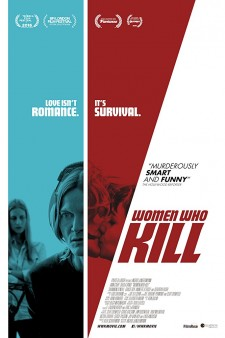 Affiche du film Women Who Kill
