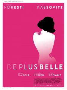 Affiche du film De plus belle