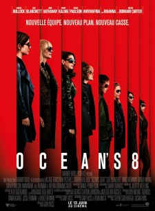 Affiche du film Ocean's Eight