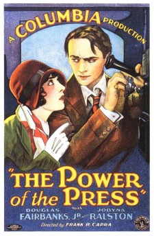 Affiche du film The Power of the Press