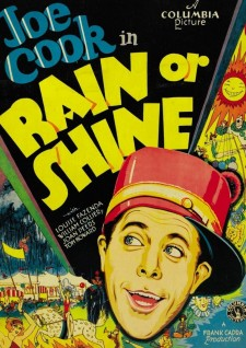 Affiche du film Rain or Shine
