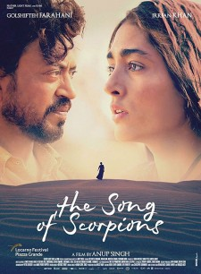 Affiche du film The Song of Scorpions