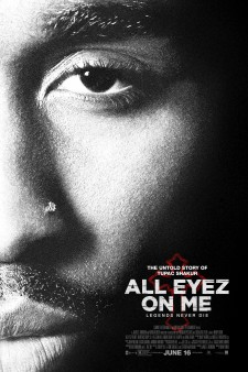 Affiche du film All Eyez on Me