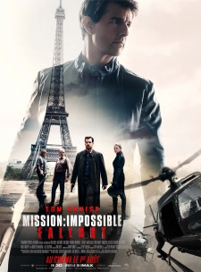 affiche du film Mission : Impossible - Fallout