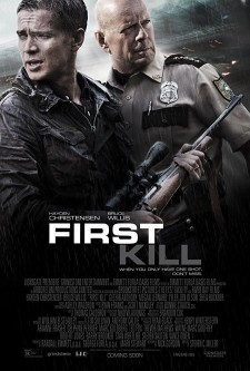 Affiche du film First Kill