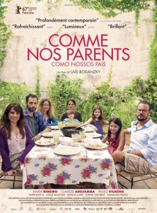 Affiche du film Comme nos parents