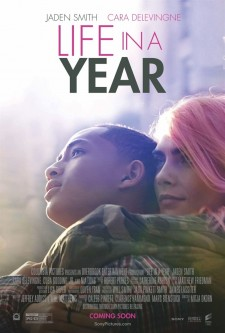 Affiche du film Life in a Year