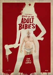 Affiche du film Attack of the adult babies