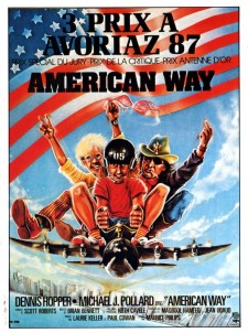 Affiche du film The American Way