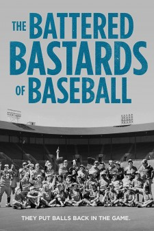 Affiche du film The Battered Bastards of Baseball