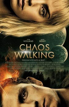 Affiche du film Chaos Walking : The Knife of Never Letting Go