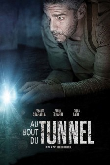 Affiche du film Au bout du tunnel