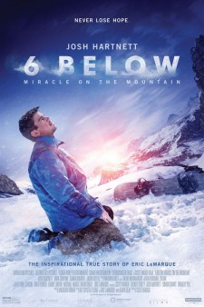 Affiche du film 6 Below: Miracle on the Mountain