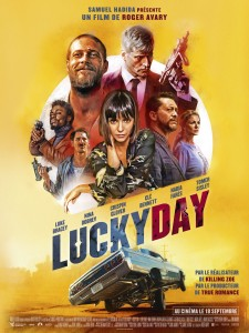 Affiche du film Lucky Day