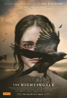 Affiche du film The Nightingale