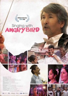 Affiche du film Singing with Angry Bird