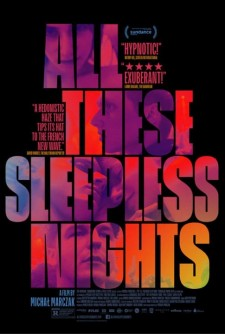 Affiche du film All These Sleepless Nights