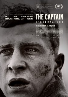 Affiche du film The Captain - L'usurpateur