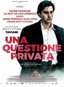 Affiche du film Una Questione Privata
