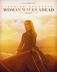 Affiche du film Woman Walks Ahead