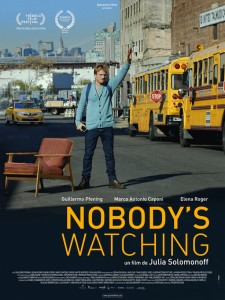 Affiche du film Nobody's Watching