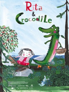 Affiche du film Rita and Crocodile