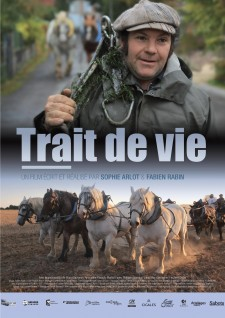 Affiche du film Trait de vie
