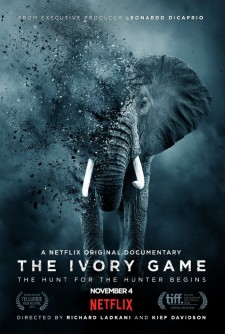 Affiche du film The Ivory Game
