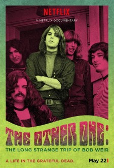 Affiche du film The Other One : The Long Strange Trip of Bob Weir