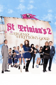 Affiche du film St Trinian's 2: The Legend of Fritton's Gold